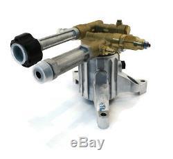 2800 Psi Ar Pompe Upgraded Pulvérisateur & Spray Kit Devilbiss Vr2500 Dt2400cs