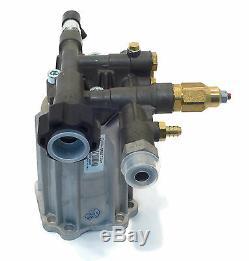 2800 Psi Horizontale Nettoyeur Haute Pression Pompe Pour Ridgid Blackmax Generac Husky Honda