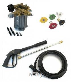 3000 Psi Nettoyeur Haute Pression Pompe & Spray Kit Pour Excell Exh2425 Avec Moteurs Honda