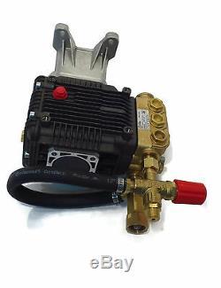 3000 Psi Pression D'alimentation Lave Pompe A Eau Xmv3g30d & Vr4-200 Annovi Reverberi 1