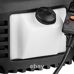3000psi/150 Bar Lave-vaisselle Électrique À Haute Puissance Jet D'eau Patio Car Cleaner