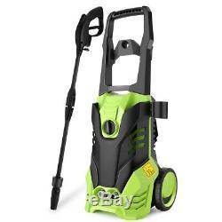 3000psi Électrique Nettoyeur Haute Pression Power Jet Wash Garden Patio Cleaner Voiture Ue
