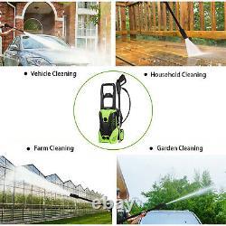 3000psi Lave-vaisselle Électrique Eau Haute Puissance Jet Garden Voiture Patio 150bar Royaume-uni