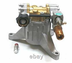 3100 Psi Power Pressure Washer Pump & Spray Kit Ar Rmw2.2g24-ez Remplacement Ez