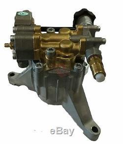 3100 Psi Pression De Pompe Lave Eau 020291-0 020291-1 Upgraded Brute