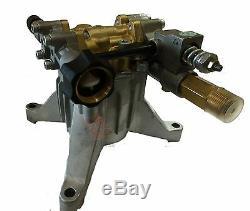 3100 Psi Puissance De Pression Pompe Lave Eau Upgraded Devilbiss Vr2500 Dt2400cs