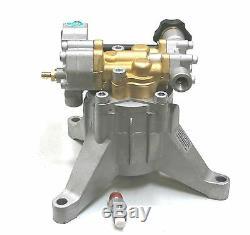 3100 Psi Puissance Upgraded Pression Lave Pompe A Eau Husky Hu80520 Hu80530