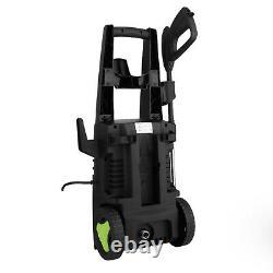 3500psi/150bar Lave-pression Électrique 1800w Power Jet Water Wash Patio Car