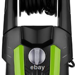 3500psi Laveur À Pression Électrique 150bar Laveur À Jet D'eau Électrique Patio Car Cleaner