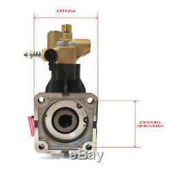3600 Pression Psi Laveuse Pompe 2,5 Gpm, 3/4 Arbre Pour Briggs & Stratton 189943gs