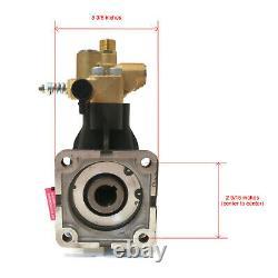 3600 Psi Pompe À Lave-pression, 2,5 Gpm Pour Briggs Et Stratton 1904-0, 01904, 1904