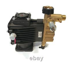 3600 Psi Pressure Washer Pump, 2.5 Gpm, 6.5 HP Pour Ar Sjv2.5g27d-f7, Xtv3g22d-f8