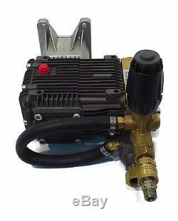 3700 Psi Rkv Puissance De Pression Pompe Lave & Vrt3 Déchargeur Mise À Niveau Vers Rsv4g40