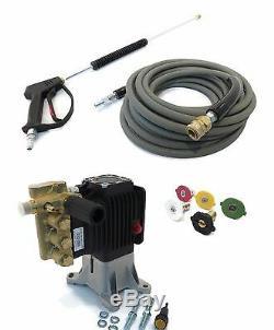 4000 Livres Par Pouce Carré Ar Puissance Pompe Lave & Spray Kit Husqvarna 1337pw 1340pw 9032pw Pw3300