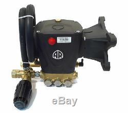 4000 Psi Ar Nettoyeur Haute Pression Pompe & Vrt3 Devilbiss 37805-1, 37805, Zr3600
