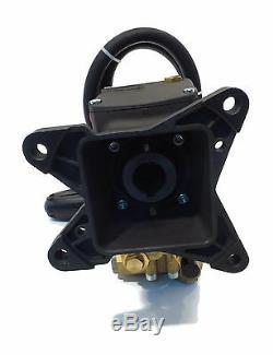 4000 Psi Pression Ar Puissance Pompe Lave & Vrt3 Devilbiss Zr3700-1 Zr3700 Zr3200