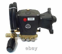 4000 Psi Pression Ar Puissance Pompe Lave & Vrt3 Devilbiss Zr3700-1 Zr3700 Zr3600