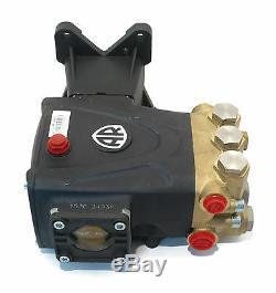 4000 Psi Pulvérisateur Ar Alimentation Pompe A Eau (uniquement) Remplace Rkv4g40hd-f24