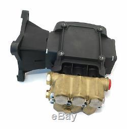 4000 Psi Pulvérisateur Ar Alimentation Pompe A Eau (uniquement) Remplace Rrv4g40d-f24