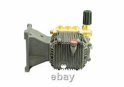 5.7 Gpm 3200 Psi Pressure Power Washer Pump 1 Hollow Shaft 3600 RPM Avec Déchargeur