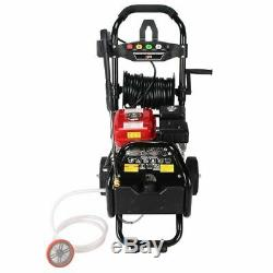 8.0hp 3950psi Laveuse Pression Essence Super T-max Power Pro 28 Mètres De Tuyau