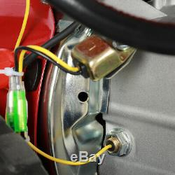 8hp Mobile Benzine Essence Pompe À Eau À Haute Pression Jet Laveuse 3950 Psi