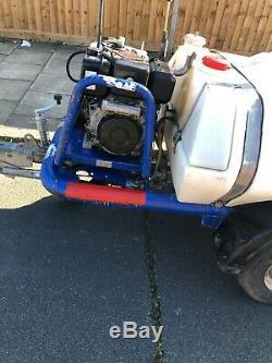 Brendon Bowser Yanmar L100 Diesel Industriel Nettoyeur Haute Pression Puissance De Lavage Remorque