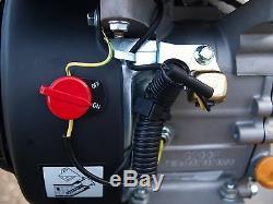 Décapant 2800psi De Nettoyeur De Jet De Puissance D'essence Industrielle De Kiam Km2800p 6.5hp