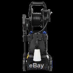 Électrique Nettoyeur Haute Pression 2260 Psi / 156 Bar Power Jet D'eau Patio Cleaner Voiture