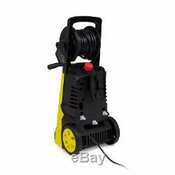 High Power Jardin Voiture Électrique Laveuse 2400psi Pression D'eau Power Jet Pulvérisateur