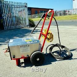 Hilta Tw1501 Electric Power Froide Nettoyeur Haute Pression 110v 1500 Psi 100 Bar Morris