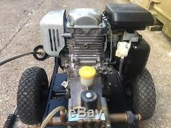 Honda Gc160 5,0 HP Karcher Hd 830 Bc Laveuse De Lavage À Pression 150 Bar 2250 Psi