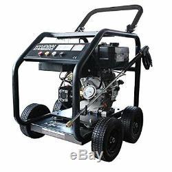 Hyundai Diesel Laveuse À Pression 3600psi 250bar Haute Puissance 460cc Qualité Commerciale