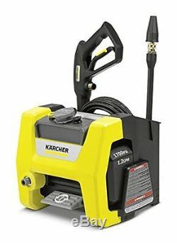 Karcher K1700 Cube Laveuse À Pression Électrique 1700 Psi Trupressure, 3 Ans W