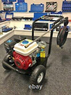 Lave-eau À Pression D'essence 3500psi / 240bar Power Jet Wash Conçu Par L'allemagne