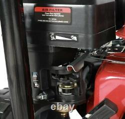 Lave-eau Haute Pression 5 Buses 2200psi 7hp Essence Jet Cleaner 20m Tuyau