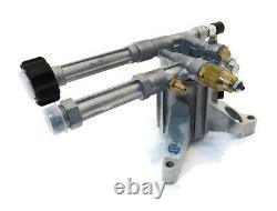 Lave-linge D'alimentation 2400 Psi Pump & Spray Kit Excell Vr2500 / Ex2rb2321 Kit De Mise À Niveau