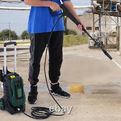 Lave-pression Électrique 2000psi/135bar Water High Power Jet Wash Car Garden Nouveau