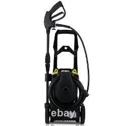 Lave-pression Électrique 2600 Psi/135bar High Power Jet Wash Patio Car Garden A+