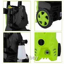 Lave-pression Électrique 2600 Psi High Power 135 Bar Eau Jet Patio Cleaner Car