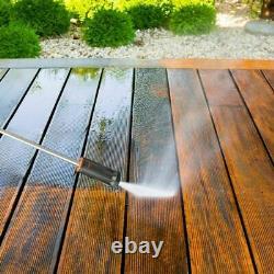 Lave-pression Électrique 3500psi/150bar Water High Power Jet Wash Patio/car/home