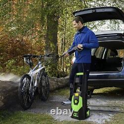 Lave-pression Électrique 3500psi 1800w High Power 150bar Jet Car Home Cleaner Uk