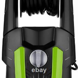 Lave-pression Électrique Jet Haute Puissance 3500 Psi/150 Bar Laver L'eau Patio Car