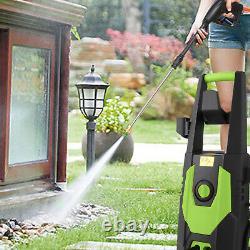 Lave-vaisselle Électrique 3500 Psi/150 Jet Haute Puissance Bar Water Patio Car Cleaner