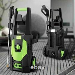 Lave-vaisselle Électrique Haute Puissance 5m Tuyau 3500 Psi Jet Water Patio Car Cleaner