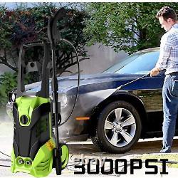 Lave-vaisselle Électrique High Power Jet Wash Patio Car 3000psi 150bar Uk Stock A