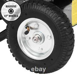 Laveuse À Haute Pression Petrol Power 3000psi Power Jet Wash Patio Cleaner Uk