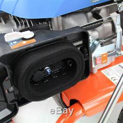 Laveuse À Jet D'essence Pour Laveuse À Pression 3000 Bars 206 Psi Alimentée Par Le Moteur Hyundai