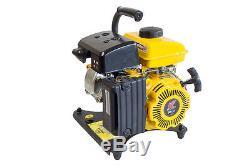 Laveuse À Jet Haute Pression Portative Alimentée Par Moteur D'essence De Waspper W2100ha 2100psi