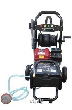 Laveuse À Pression D'essence 8.0hp 3950psi Awesome Power T-max Pro 28 Meter Hose